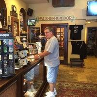 Photo taken at Cigar Exchange by ECrab 🌐🌎🌐 on 5/22/2014