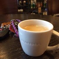 Photo taken at Starbucks by ECrab 🌐🌎🌐 on 3/12/2014