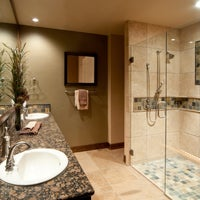 Photo taken at Lincoln Bathroom Remodels by Jeff C. on 11/19/2016