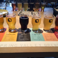 Photo taken at SPRING VALLEY BREWERY TOKYO by K on 5/16/2015
