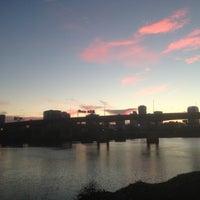 Photo taken at Downtown Riverside RV Park by Wayne A. on 11/29/2013