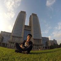 Photo taken at Fudan University by Whitley T. on 9/2/2014