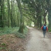 Photo taken at El Camino de Santiago - Ribadiso by Fabián O. on 9/21/2016