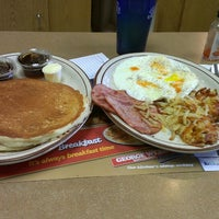 Photo taken at George Webb Restaurants by Mike K. on 4/14/2013