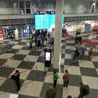 Photo taken at Air Berlin Check-In by Gökhan Ş. on 4/25/2014