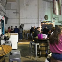 Photo taken at Navigation Brewing Co. by Eric N. on 3/11/2018