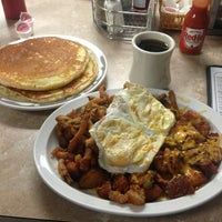 Photo taken at Shirley's Cafe by Abraham S. on 11/25/2013