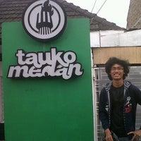 Photo taken at Tauko Medan by Elvan P. on 9/25/2012