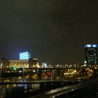 Photo taken at Schuylkill River Park by Jacob M. on 10/30/2012