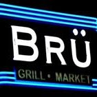 Photo taken at Bru Grill & Market by Bru Grill & Market on 4/23/2014
