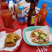 Photo taken at Marisqueria Playa Azul by Miguel B. on 2/14/2017