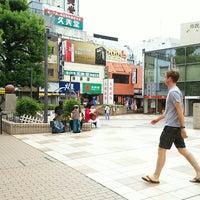 7/23/2017に太田 康.がカリヨン広場で撮った写真