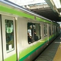 Photo taken at JR 横浜線 東神奈川駅 by 太田 康. on 8/16/2018