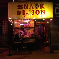 Photo taken at Snack Dragon by Amit S. on 6/15/2013