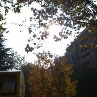 Photo taken at Piazzale Gorini by Teto S. on 11/14/2012