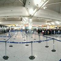 Photo taken at International Terminal Departure by Jo T. on 2/19/2017