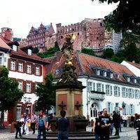 5/24/2015にJo T.がRathaus Heidelbergで撮った写真