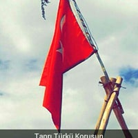 Photo taken at Karaisalı kuvayi milliye şenlikleri by Durdane K. on 4/12/2015