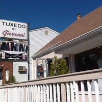 Photo taken at Tuxedo By Giovanni by Justin C. on 5/3/2013
