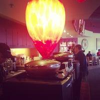 Photo taken at Starbucks by Nick C. on 12/15/2012