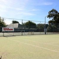 Photo taken at Spreydon Tennis Club by Kelly P. on 3/23/2013
