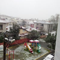 Photo taken at Ada Rota Dershanesi by Özlem A. on 12/30/2014
