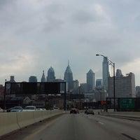 Photo taken at Vine Street Expressway by Rich on 6/3/2013