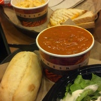 Photo taken at Zoup! by Audra I. on 2/6/2014