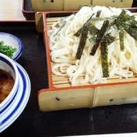 Photo taken at 釜揚げうどん 大輝 by 神様 や. on 11/3/2014