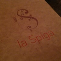 Photo taken at La Spiga by Zaid A. on 3/1/2013