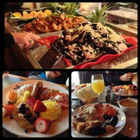 Photo taken at Ivar's Salmon House by Zaid A. on 3/3/2013