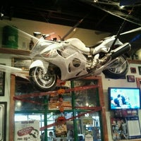 Photo taken at Quaker Steak & Lube® by Bill B. on 10/27/2012