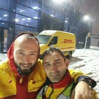 Photo taken at Dhl Express by Mevsim Ö. on 12/30/2016