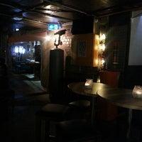 Photo taken at Knox Street Bar by Parlak G. on 2/13/2015