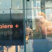 Photo taken at Boekhandel Van Piere by Theo v. on 11/22/2012