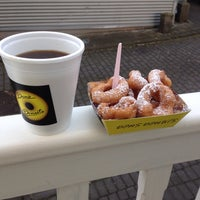 Photo taken at Dons Donuts by Karl H. on 10/8/2014