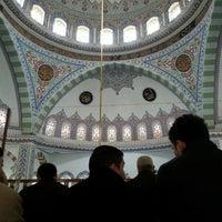 Photo taken at Hayır Sevenler Camii by Gökhan Ö. on 1/22/2016