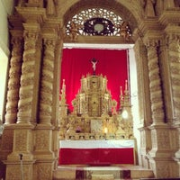 Photo taken at Basilica of Bom Jesus by L D. on 9/15/2013