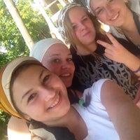 Photo taken at Непоротовский Свято-Николаевский мужской пещерный монастырь by Katalina on 9/14/2014