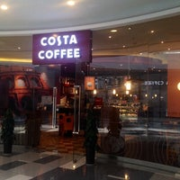 Photo taken at Costa Coffee by Nastya W. on 4/30/2014