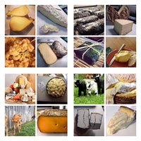Photo taken at Saxelby Cheesemongers by Saxelby C. on 4/30/2014