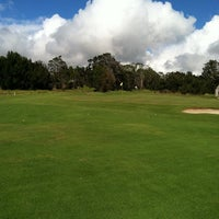 Photo taken at Volcano Golf & Country Club by RyanK on 12/26/2013