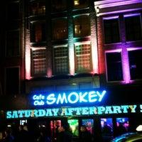 Photo taken at Club Smokey by Alexandre L. on 9/25/2012