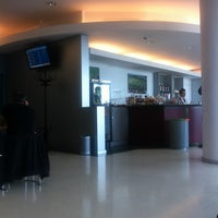 Photo taken at BLQ Marconi Business Lounge by Trendaviation on 9/20/2012