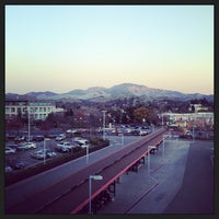 Photo taken at Walnut Creek BART Station by Ellen T. on 3/10/2013