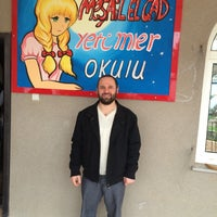 Photo taken at meşail el ğad yetimler okulu by Mücahit P. on 2/8/2015