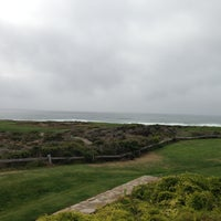 Photo taken at The Inn at Spanish Bay by Kate H. on 7/6/2013