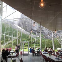 Photo taken at Trollveggen Kafeteria by Paco on 7/19/2015