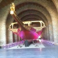 Foto tomada en Museu Marítim de Barcelona por MVP el 2/16/2013