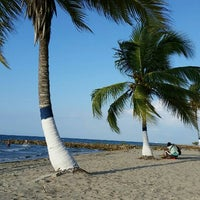 Photo taken at Playas Coveñas by Camilo L. on 11/21/2015